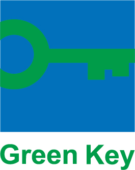 Green Key logo with text small
