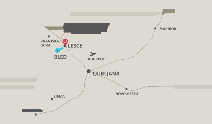slovenija mapa tulipan